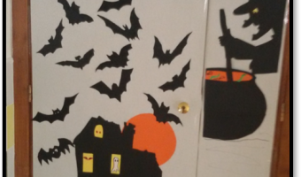 Decoramos el cole: Halloween